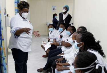 Vaccine hesitancy slows Africa's coronavirus inoculation drive