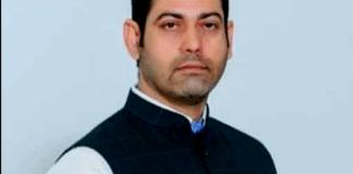 Vikas chaudhary File Photo