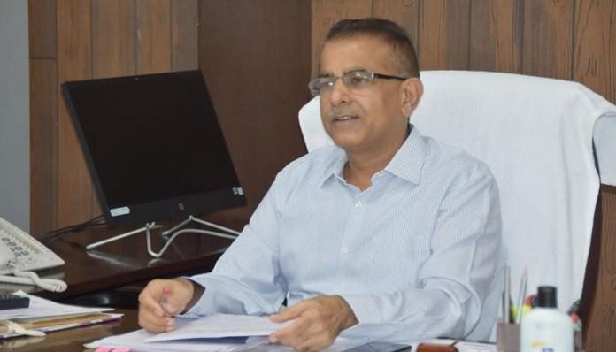 Deputy Commissioner Palwal Naresh Narwal