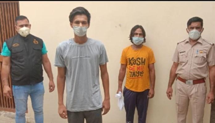 Bunty Sardar, who shot ransom openly, caught police