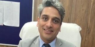 Civil Surgeon Palwal Dr. Brahmadeep