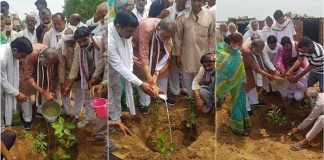 Former Education Minister Prof. Rambilas Sharma started Atal Triveni campaign