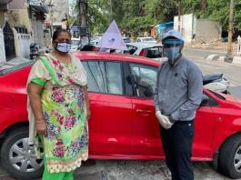 MG Motorindia Sanitizes 1500 Cars Of Customers' Parents