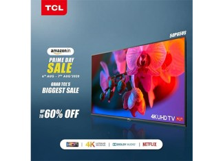 TCL on Prime Day 2020 and Independence Day Sale