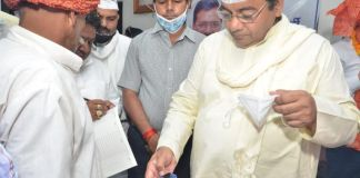 aam-aadmi-party-will-investigate-oxygen-level-of-people-in-faridabad-god-cannot-trust-the-people-of-haryana-dr-sushil-gupta