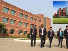In Gurugram University BBA result, students of JK Business School won the game, scoring 2 positions and 7 out of 10.
