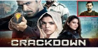 Vipin Bhardwaj will be seen in Apoorva Lakhia's web series Crackdown