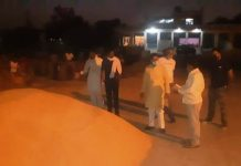 MLA Rajesh Nagar reached Tigaon Grain Market, instructions given to officials, said farmers should not have any kind of problem
