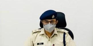 DCP Dr. Arpit Jain