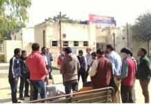 Faridabad journalists unite and lodge a complaint against the abusive person - 1