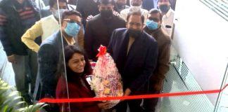 Former Industries Minister Vipul Goyal inaugurates Healing Hand Orthopedic Clinic in Sector 17 Faridabad