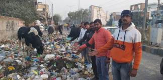 Ignorance of the government and ministers made the city a garbage dump - Jaswant Pawar