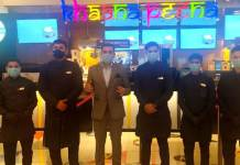 New PVR festival opens in Piyush Mahindra Mall after lockdown in Faridabad
