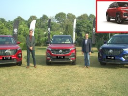 MG launches All-New Hector 2021; Price 12.89 Lakhs