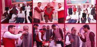Public participation is necessary to make the city clean and beautiful_ Krishnapal Gurjar