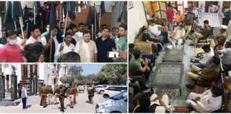 Police eyes on senior Congress leader Jagan Dagar