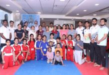 Women's Self Defense Awareness Training Camp organized on World Women's Day