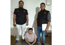 Crime Branch Sector 30 arrested 10 thousand prize crooks