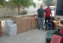 Crime Branch team arrested liquor smuggler at NHPC chowk