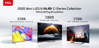 TCL introduces India's first Mini LEDQLED 4K and Video Call QLED 4K TV to launch a new era in home entertainment