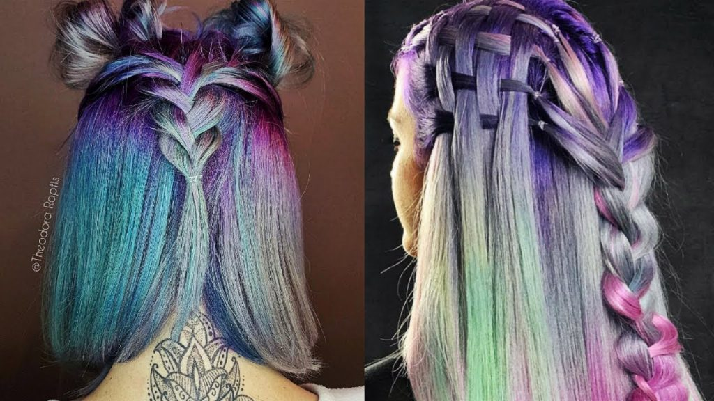 New Hairstyles Hairstyles Tutorials Compilation 2018