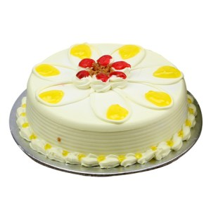Butterscotch Cake Half Kg Egg less Cake 1