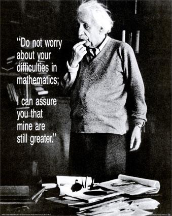 Science myths: did Einstein fail his fourth grade math class
