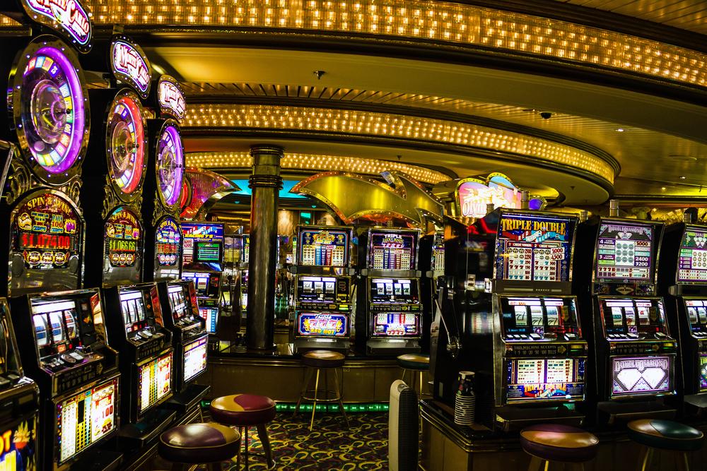 Evasione slot machine italia