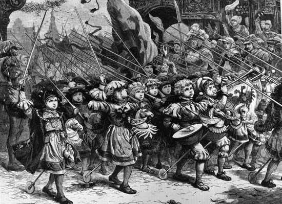 Image result for children's crusade