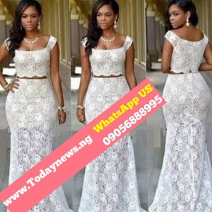 Wedding Gowns lace price in Nigeria