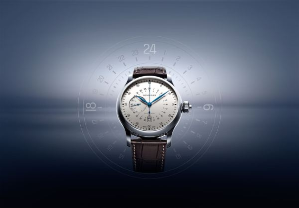 Longines Twenty-Four Hours Single Push-Piece