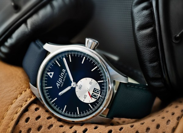 Alpine Startimer Pilot Chronograph Grande Date