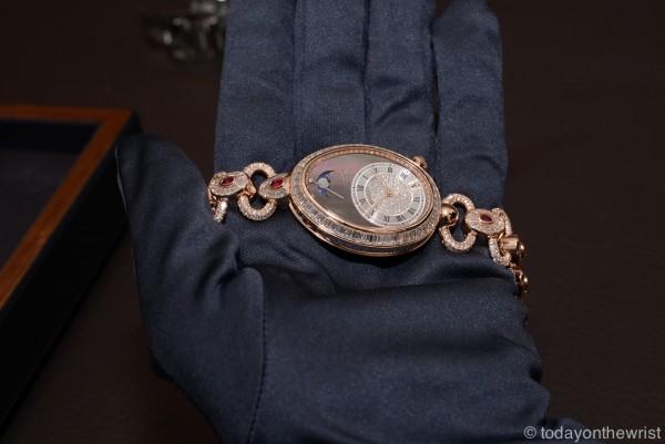 Женские часы Breguet 2015-го года