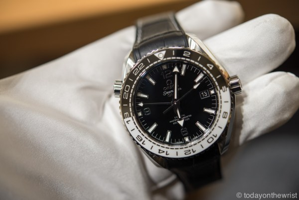 Baselworld 2016: Omega Seamaster Planet Ocean GMT 43,5 мм