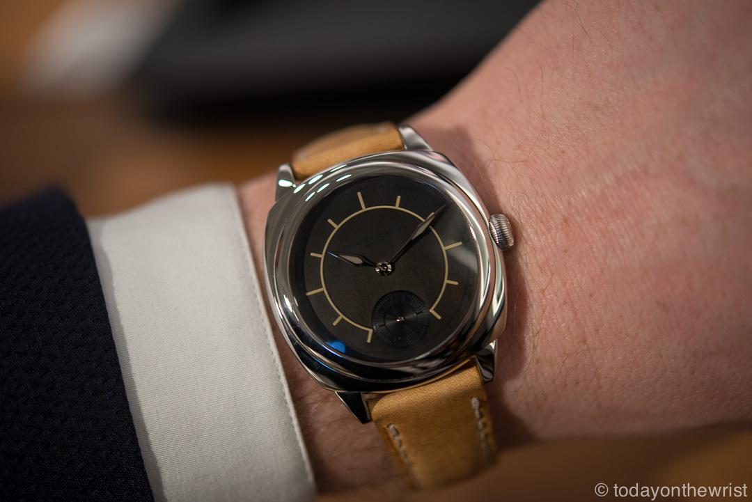 Великие часовщики наших дней. Часть 3. Laurent Ferrier