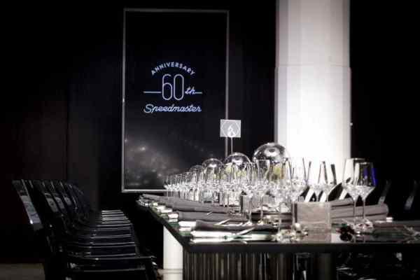 Ужин с Omega в Мюнхене