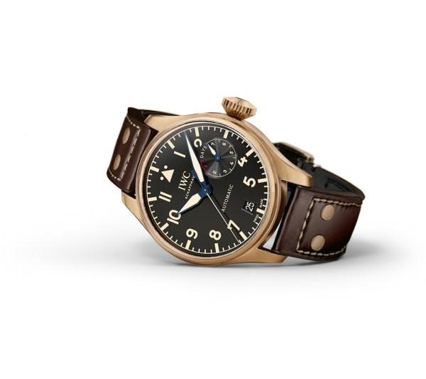 Big Pilot's Watch Heritage Bronze