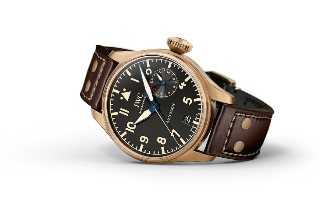 Big Pilot's Watch Heritage Bronze