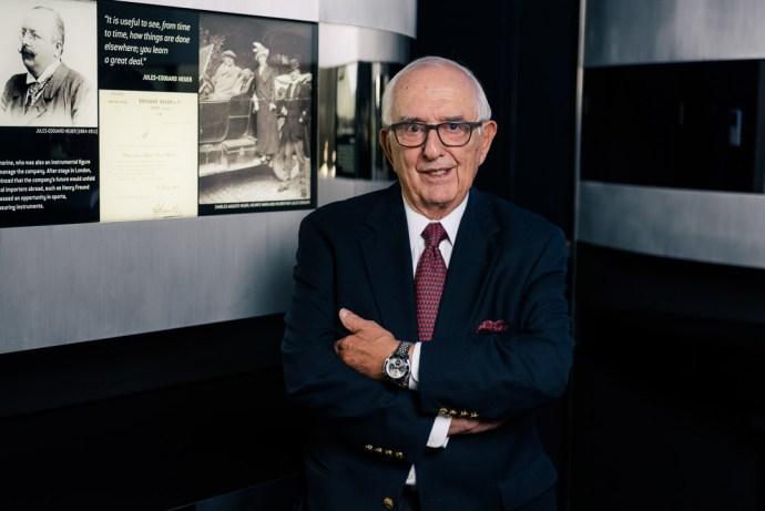 TAG Heuer Autavia Jack Heuer 85th Anniversary