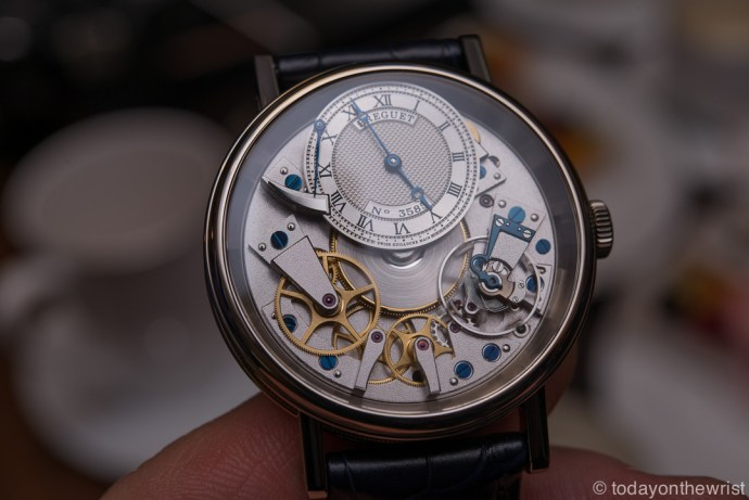 Breguet Traditional 7057 white gold