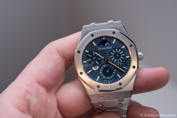 Audemars Piguet Royal Oak RD#2 Perpetual Calendar Ultra-thin