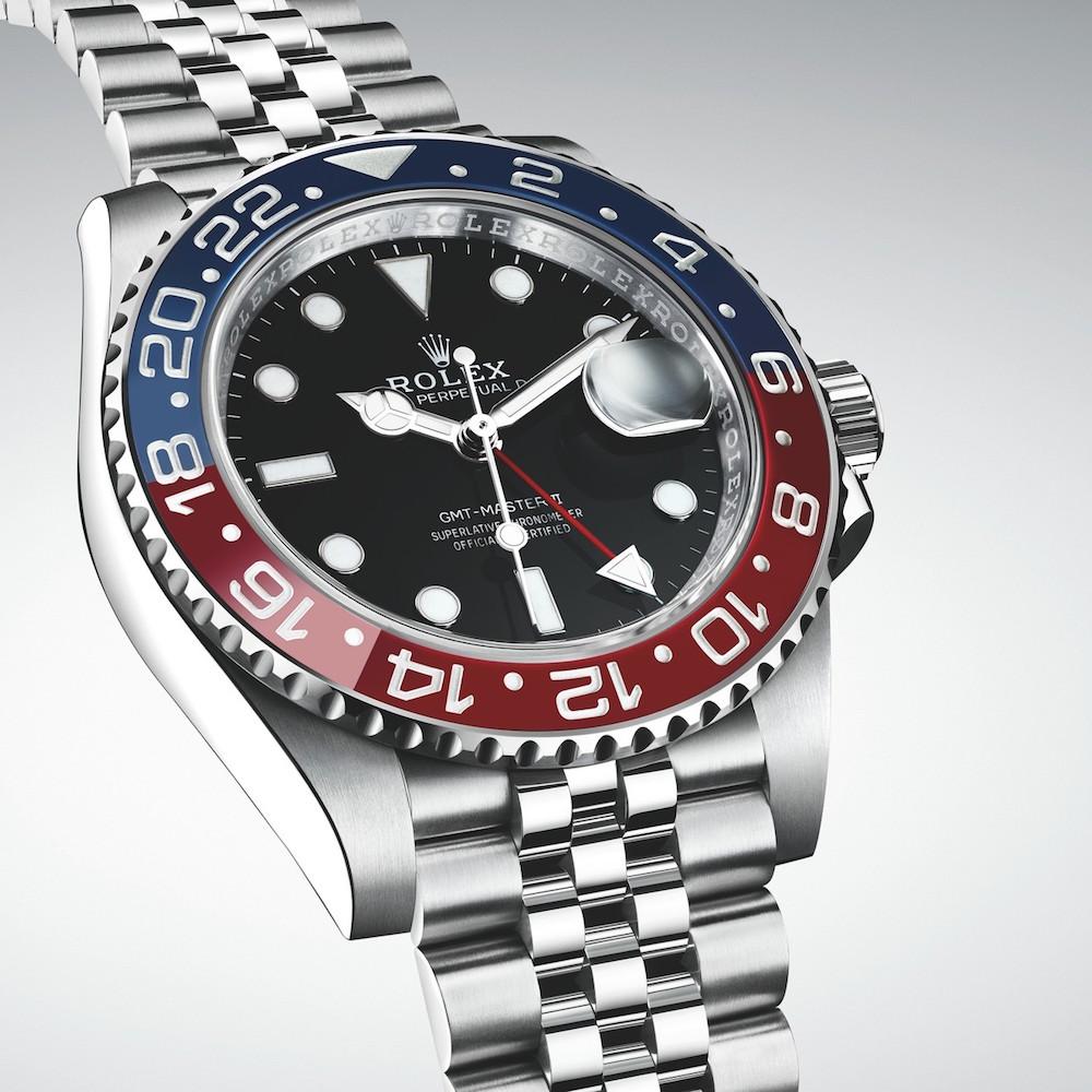 Rolex GMT-Master II Pepsi 126710 BLRO