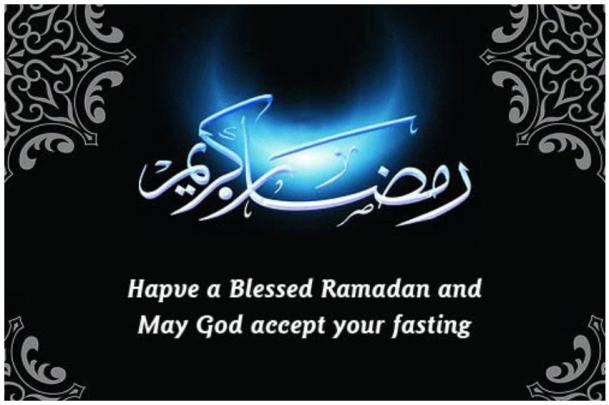 Ramadan Wishes in English