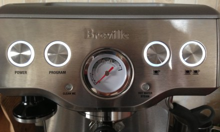 Breville Infuser Espresso machine Review