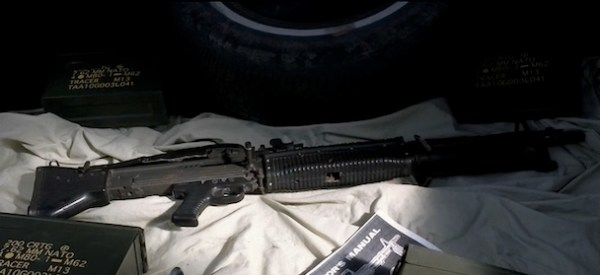 Breaking Bad gun