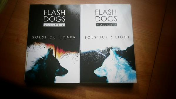 Flashdogs Anthology – Solstice Light & Dark