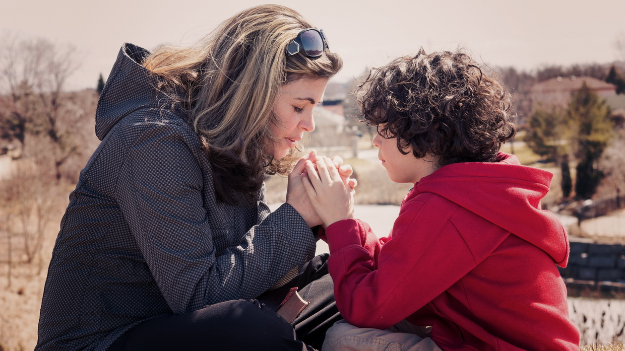 How to Cover Your Child in Prayer