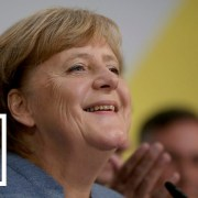 Merkel Wins a Fourth Term in Germany but her Party is Weakened