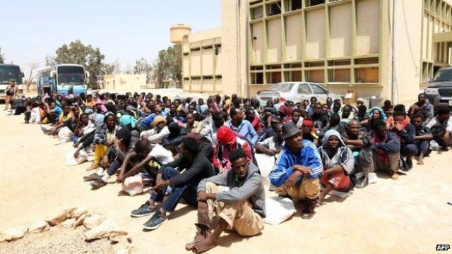 Edo welcomes 3,883 Libyan returnees in 10 months –Official