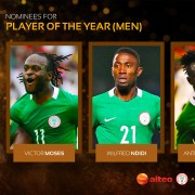 AITEO-NFF awards:  Nigerian football heroes to be rewarded today